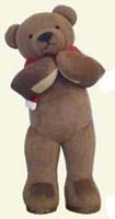 inflatable teddy bear costume